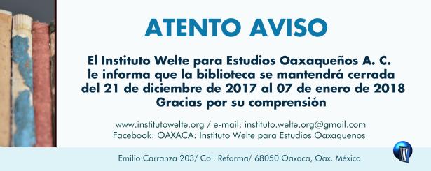 anuncio_WELTE_VACACIONES2017