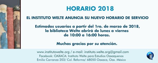 anuncio_WELTE_horario18