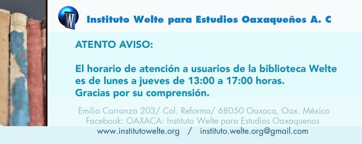 anuncio_WELTE_HORARIO2020